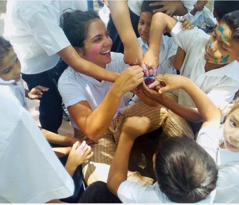 Felice in Nicaragua