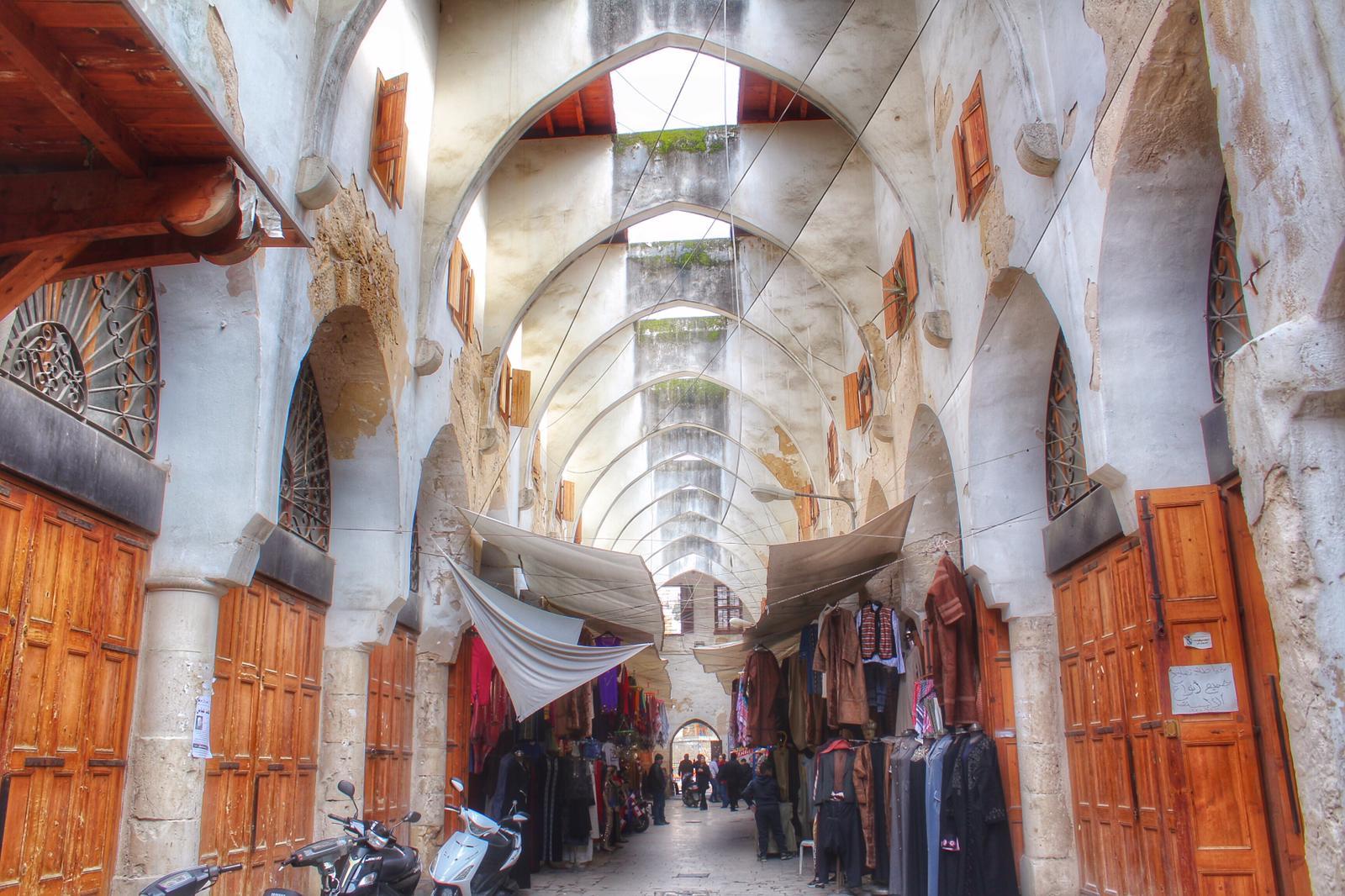 Tripoli mercato