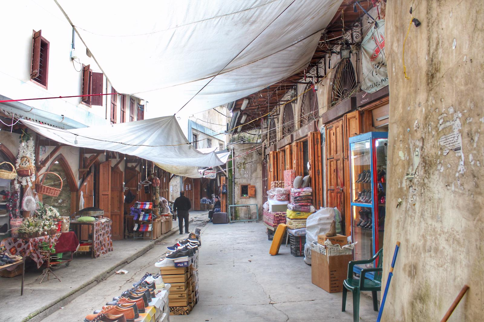 Souk di Tripoli