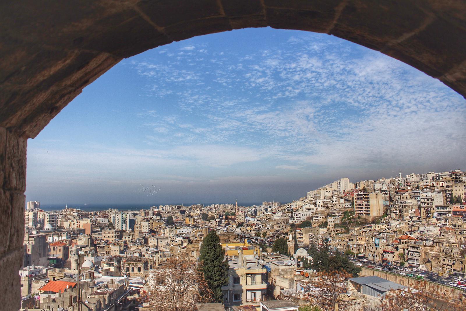 Tripoli vista mare
