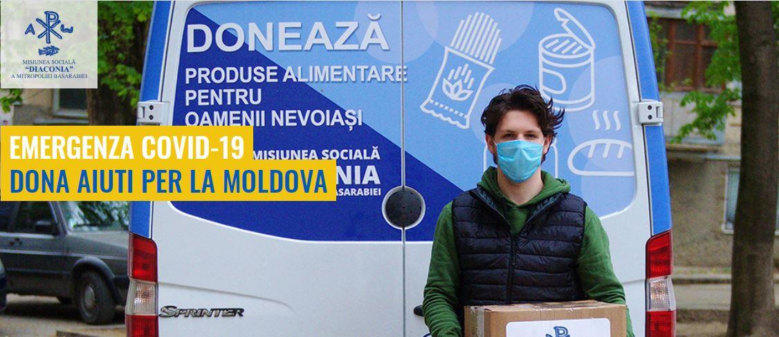Emergenza Covid-19 Moldova